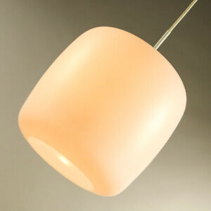 XL-Doria-Glas-Schirm-Pendel-Leuchte-Haenge-Lampe-Vintage-Pendant-Light-60er