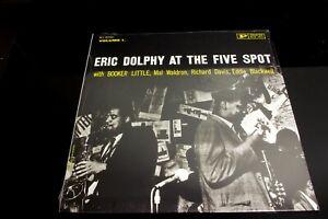 Eric Dolphy At The Five Spot OJC-133 (NJ-8260) NEW STILL SEALED 888072351134