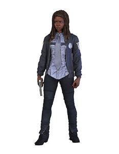 Spielzeug Zielsetzung The Walking Dead Tv Version Actionfigur Serie 9 Constable Michonne 15 Cm Neu