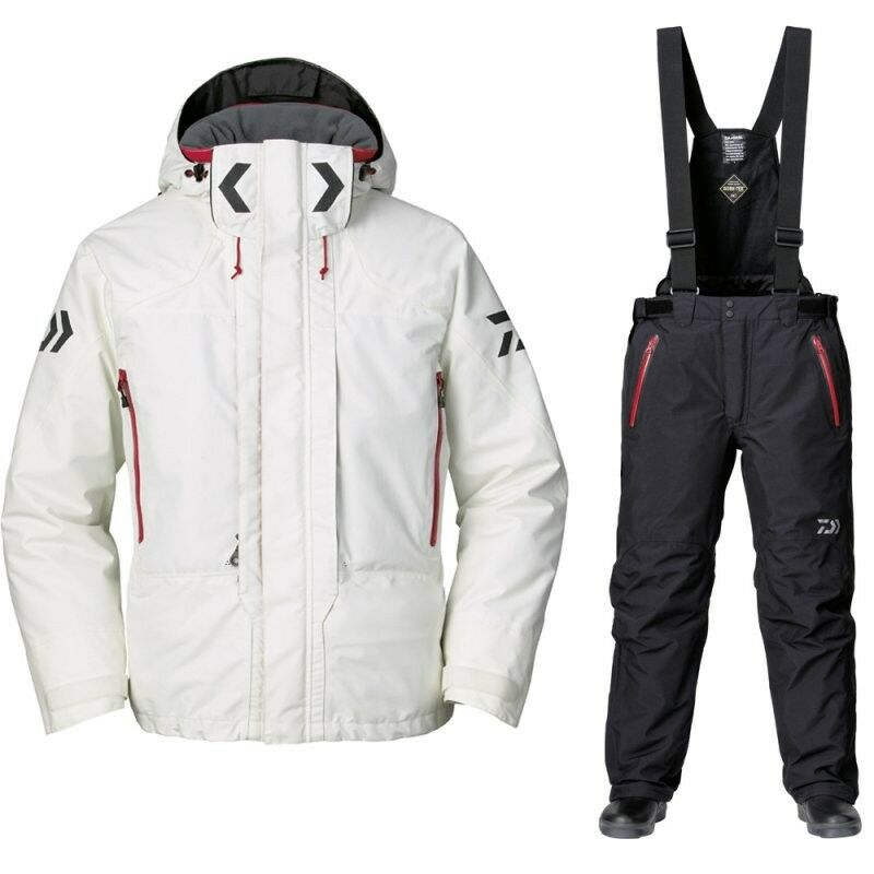DAIWA GT Goretex Winter Suit Mist Thermoanzug Winteranzug Winterkleidung Thermo