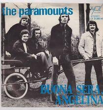 "7"" The Paramounts Buena Sera Angelina / Hop Skip And Jump 60`s WPL"