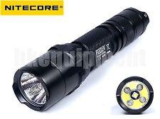 NiteCore P20UV Precise UV Ultraviolet 365nm Cree XM-L2 T6 LED Flashlight P20