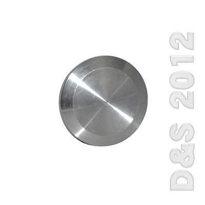 """φ38 1.5'' SUS SS 316 Sanitary End Cap fits 1.5"""" Tri Clamp Ferrule Flange 50.5MM"""