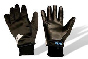 Guanti-moto-M-Tech-ELEMENT-invernali-protezioni-pelle-tessuto-impermeabili