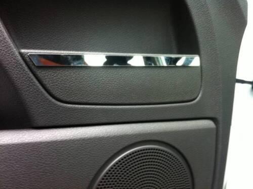 D Ford Kuga Chrom Strebe für Ablage in der Tür Edelstahl poliert