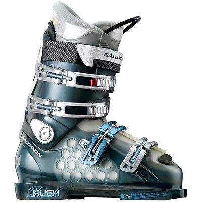 NEUSalomon Rush 8 Skischuhe Größe: 23.5 24.5Selten Neu in oCvXj