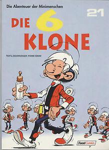 DIE-ABENTEUER-DER-MINIMENSCHEN-21-SERON-FEEST-COMICS-1-AUFLAGE-1995-TOP