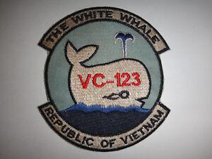 Macv-General-Westmoreland-amp-Staff-Veicoli-Aeroplano-VC-123-Vietnam-Guerra-Toppa