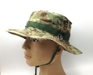 Outdoor Tactical Us Swat Milspec Boonie Hat Military Sniper Hunting Fishing Cap