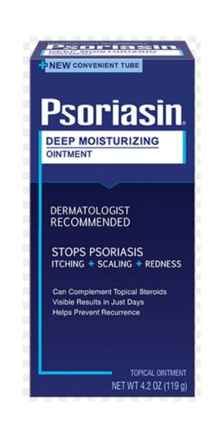 what is psoriasin ointment used for)