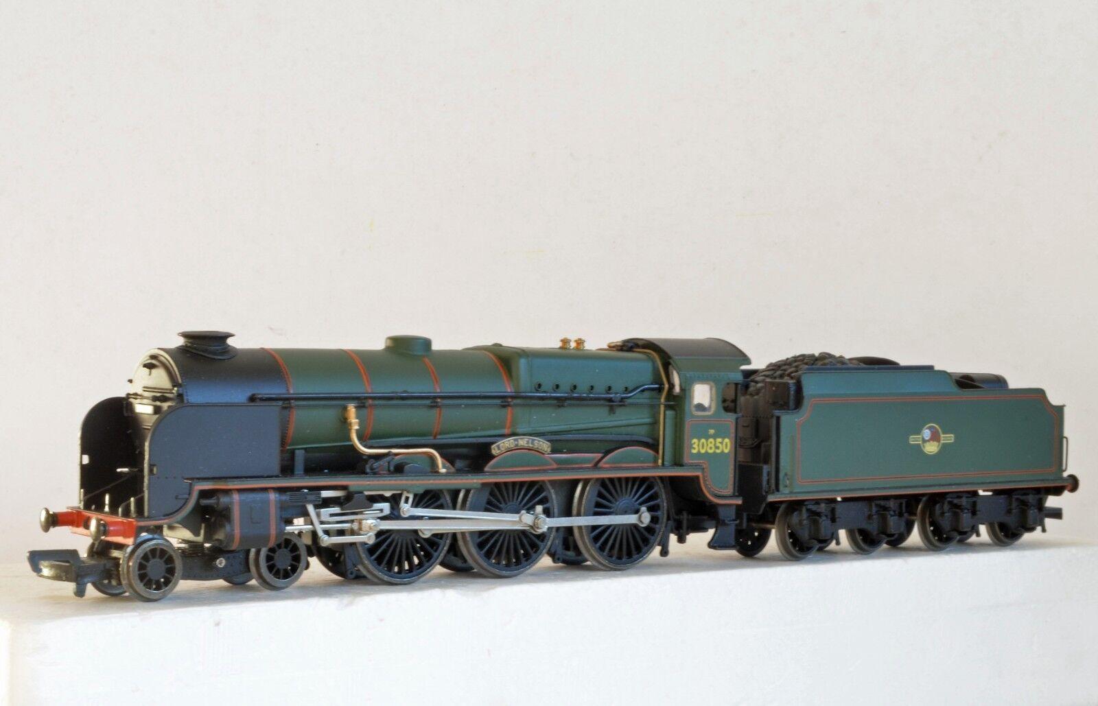 n ° 1 en línea Bachmann BR 4-6-0 4-6-0 4-6-0 Lord Nelson Steam Loco Boxed Mint  liquidación hasta el 70%