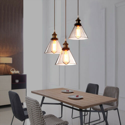 Kitchen Pendant Light Bedroom Ceiling Lights Home Lamp Glass Chandelier Lighting