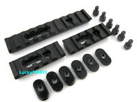 Tactical Universal Ras Ris Metal Picatinny 20mm Rail Section For Moe Handguard