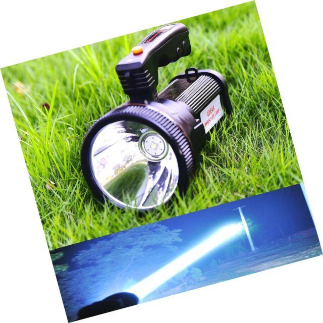 Odear Super Bright Torch projecteur portatif portable projecteur DEL Golden