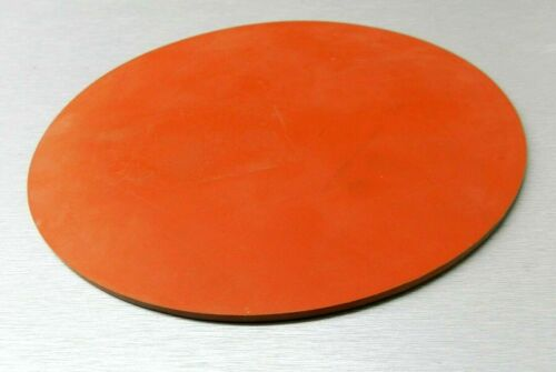 "Silicone Rubber Pad 4/"" Round Disc Heat Absorbent Gasket Jewelry Material Kitchen"