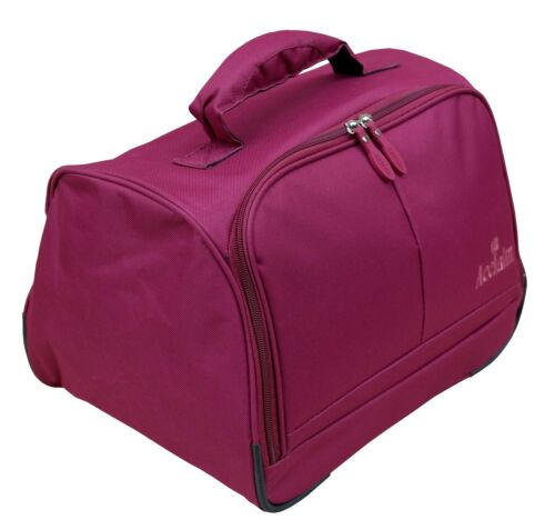 ACCLAIM Woolviston Flight Style Mini Bowls Bag With Removable Velcro Dividers