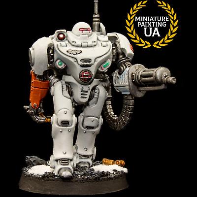 Warhammer 40k Blackstone Fortress Imperial Robot UR-025 plastic miniature