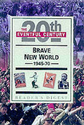 """AS NEW"" Brave New World 1945-70, Robin Hosie, Book"
