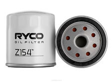 RYCO New SynTec Oil Filter For HOLDEN COMMODORE VY 3.8L V6 Petrol L67