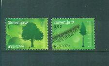 Slovenia 2011 Europa Tree set  MNH