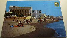 Spain Torremolinos Costa de Sol Vista Parcial 3 - posted 1981