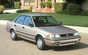 Toyota Corolla 1988 1992 Ae92 Ae95 1 6l Workshop Service Repair Manual Ebay