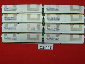 32GB (8 X 4GB) Samsung HP 500203-061 2Rx4 PC3-10600R M393B5170DZ1-CH9Q1 #OZ-448