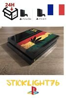 Skin Cover Cana Weed Smoke Controller Manette Ps4 Slim Pro Playstation Stickers