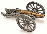 Colonial Miniature Napoleonic Napoleon Cannon - Revolutionary War Denix Replica
