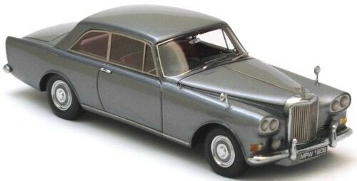Bentley SIII Continental Park Ward Pewter FHC 1963 1 43 NEO 44160