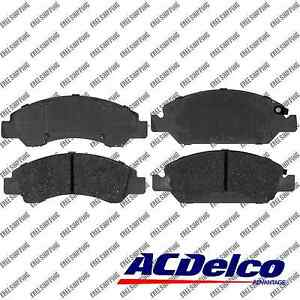 Replacement-Front-Disc-Brake-Pad-Ceramic-Pads-Set-For-Cadillac-Chevrolet-GMC
