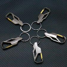 5x Fashion Alloy Metal Keyfob Car Keyring Keychain Key Chain Ring Accessory Gift Fits Kia Soul