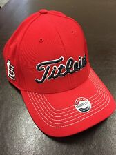 Titleist St. Louis Cardinals Fitted-47 Brand NWT NR Hat Medium/Large $32 retail