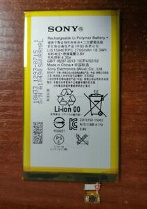 Original-LIS1594ERPC-Battery-For-Sony-Xperia-Z5C-Z5-Mini-E5823-Phone-Warranty