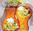 Vegetarian: Quick and Easy Recipes by Gina Steer (Paperback, 2016)
