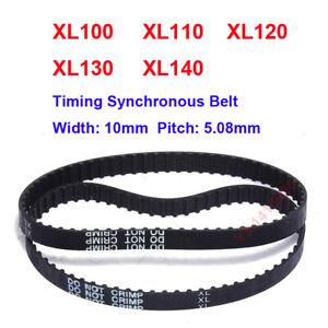 1Meter XL Synchronous Timing Transmission Opening Belt Width-10mm,Stepper Motor