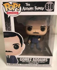Gomez Vinyl Figure Funko Pop TV The Addams Family