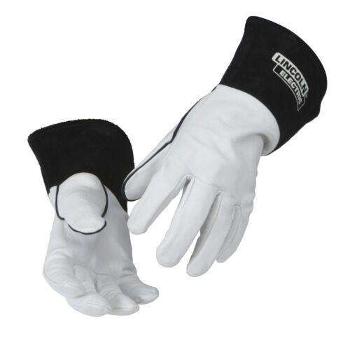 Lincoln K2981 Size Medium Leather TIG Welding Gloves 1 Pr K2981-M