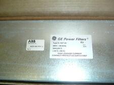 ABB ACS400 IF21 3 FILTER POWER LINE GEC PART S 1327 25 NEW PACKAGED
