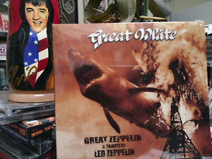 Details about Great White - Great Zeppelin A Tribute to Led Zeppelin CD  Digipak Immigrant Song