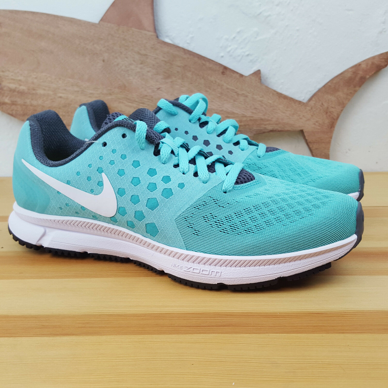 Nike Zoom Span Women′s Sz 8.5 Running Shoes 852430 302
