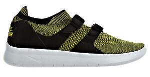 Scarpe-Uomo-Donna-Giallo-Nero-Nike-Sneakers-Men-Woman-Yellow-Black-Nike-Air-Sock
