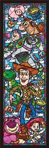 Disney Stained 456 Pisutoi Story Stained Glass Dsg-456-719 Tightly