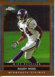 2003-Topps-Draft-Picks-and-Prospects-Football-Parallel-Singles-Pick-Your-Cards