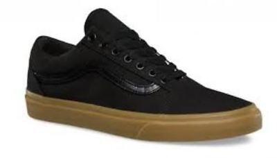 dca9e714fd48 Vans Old Skool Canvas Gum Black Light Gum Unisex Skate Shoes Men s Size  VN0A31Z9