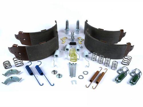 "YJ 1990-2000 9/""x2 1//2/"" Brake Master Drum Shoe Replacement Kit Jeep XJ TJ"