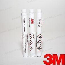 Primaire-d-039-adhesion-3M-94-Lot-de-3-Ampoules-Stylo-Tampon-0-66ML