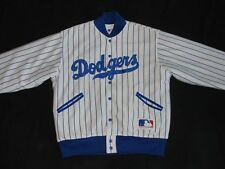 *LOS ANGELES LA DODGERS STARTER BOMBER JACKE*WEISS*BASEBALL*USA*GR: M*TIP TOP