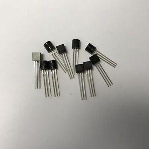 BC237 MOTOROLA TRANSISTOR x10PCS