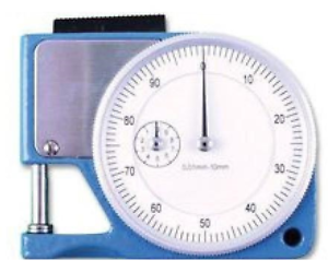 SPECIAL PRICE BRAND NEW POCKET DIAL THICKNESS GAGE